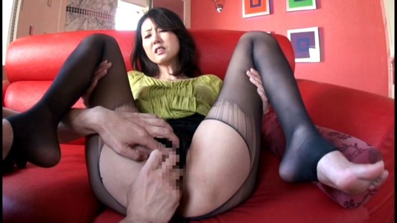 黒ストの似合う熟女 身長175cmの元社長秘書 湯島圭子45歳 画像4