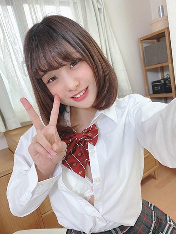 ムッツリスケベな女子○生 みおちゃん パッケージ写真
