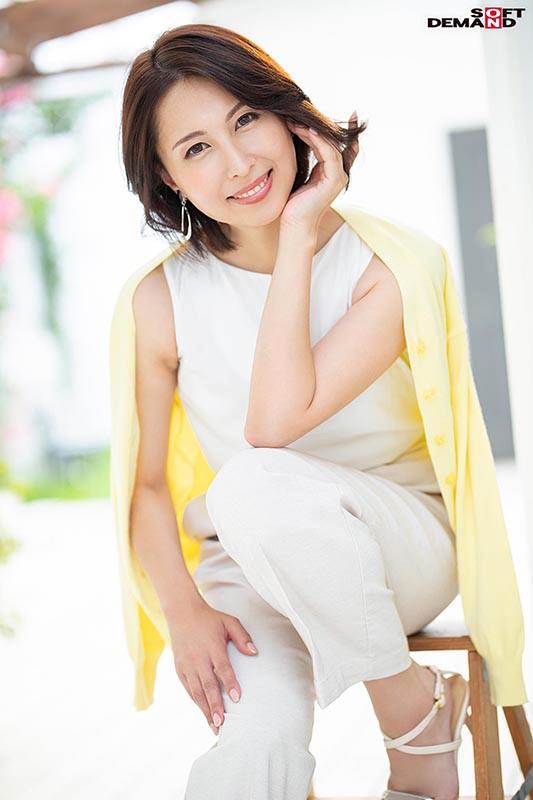 「美」と「聡明さ」を兼ね備えた現役美容家 41歳 佐田茉莉子 AV DEBUT 2