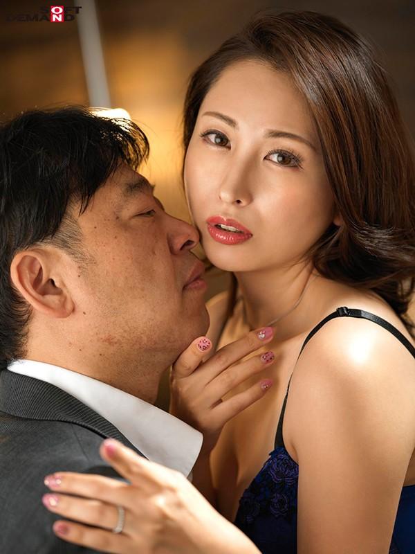 卑猥な接吻で貪り合う旦那不在の2時間。ホテル密会不倫で中出し性交 美容師 佐田茉莉子 41歳
