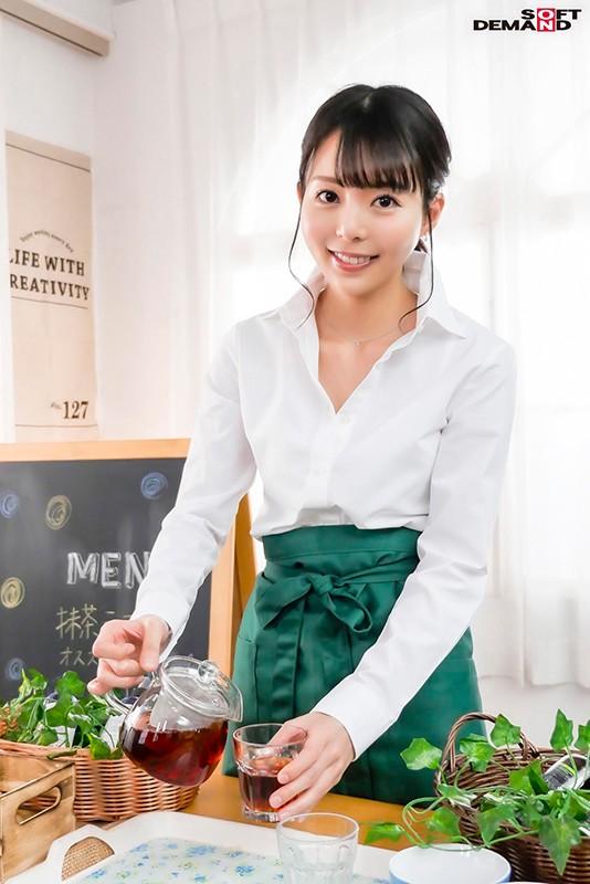 セックスで火照る敏感すぎるカラダ 現役カフェ店員 岡田ひなの 27歳 AV DEBUT 5