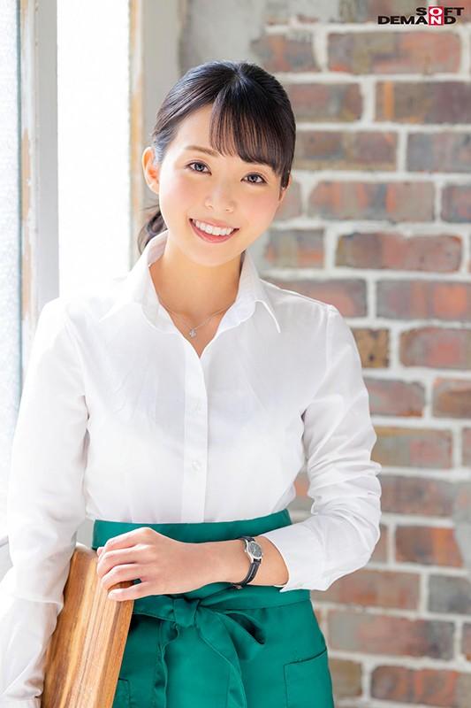 セックスで火照る敏感すぎるカラダ 現役カフェ店員 岡田ひなの 27歳 AV DEBUT