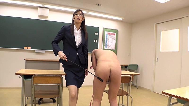 M男遊戯学園生活 神波多一花が女教師や部活の先輩になって男子をM男に調教してゆく 9枚目