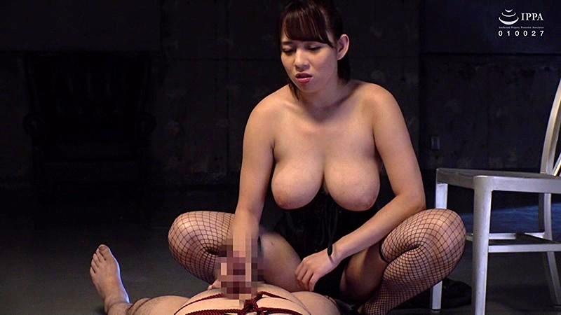 SNSで誘い出した男を 監禁・調教 している巨乳妻 三島奈津子 7枚目