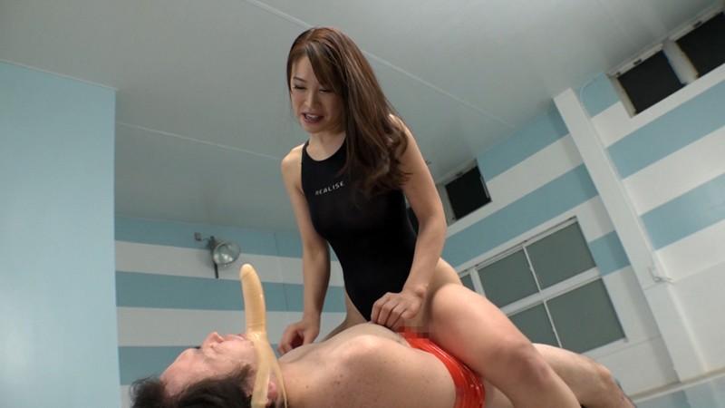完全M男化水泳生活 〜ドSなIcup極上BODY〜 凛音とうか 19枚目