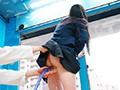 みれいちゃん(18)女子○生 マジックミラー号 膣内洗浄により、溢れる水、漏れる吐息。ついでにチ○コも挿入。