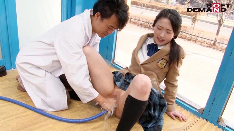 えりかちゃん(18)女子○生 マジックミラー号 膣内洗浄で段々気持ちよくなってしまい、チ○コもすんなり挿入させちゃいました。 キャプチャー画像 18枚目