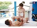 みれい(22)美容部員 マジックミラー号 常夏の海!水着娘を彼氏の前で寝取って真正中出し2連発!のサムネイル