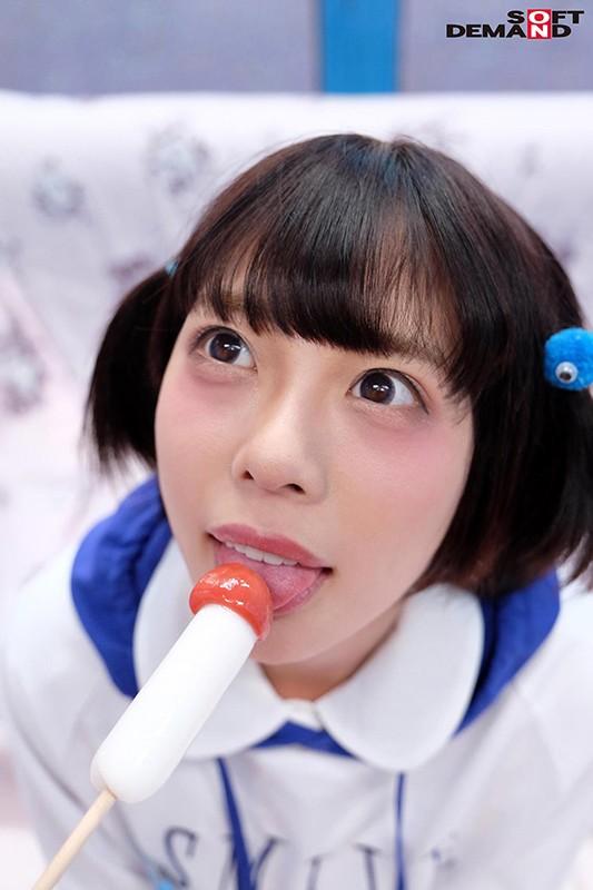 あみ(20)アイドルファン マジックミラー号 「チ○ポ飴をいやらしくフェラチオしてください!」とアイドルファンに頼んだら…… 画像16
