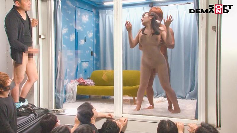 逆転ミラー号!●校時代のマドンナを同窓会で  公開羞恥・まいな キャプチャー画像 19枚目
