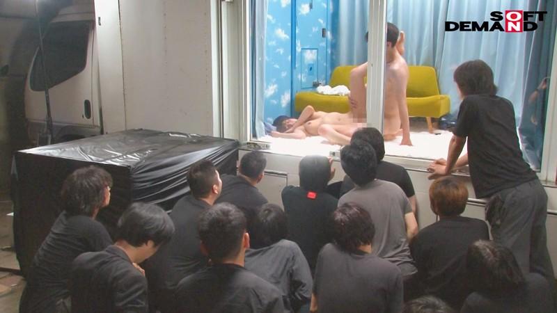 逆転ミラー号!●校時代のマドンナを同窓会で 公開羞恥・里奈 20枚目
