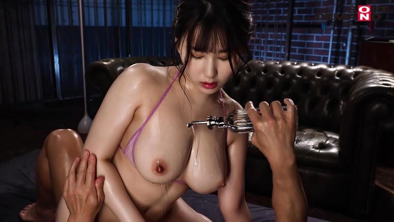 Iカップ爆乳の汗だく ぷるるん追撃オーガズムFUCK 前田桃杏 13枚目