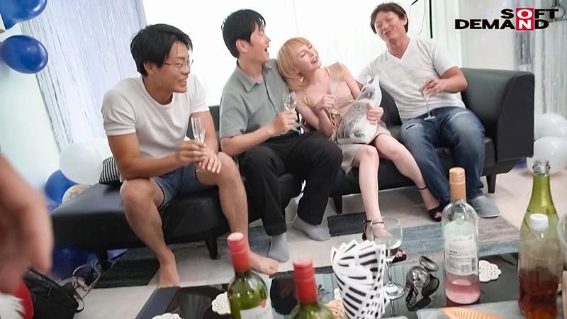 エロコス金髪ギャルとブチアゲキメセクパーティ 広瀬りおな 画像5