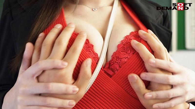 着衣巨乳で学園中の男を誘惑し強●中出しさせる女教師 水沢美心3