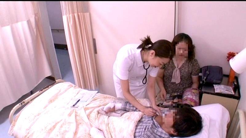 入院中の性処理を母親には頼めないからお見舞いに来た叔母にお願いしたら優しい騎乗位でこっそりぬいてくれた 画像11