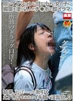 1nhdta00628[NHDTA-628]同じマンションに住む小さい女の子に媚薬を塗り込んだチ○ポで即イラマ。結果、ねば〜っと糸引くえずき汁まみれのイキ顔で淫乱化。3