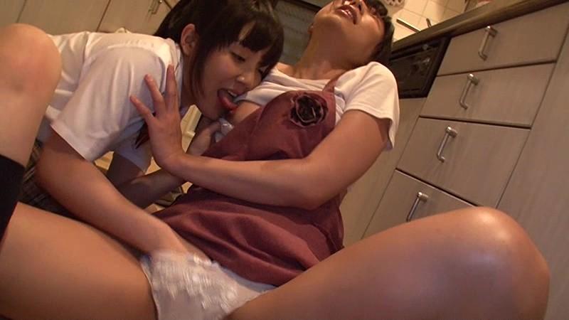 寸止めレズ痴●2 真夏の増量版 女性専用マンションで女子校生に焦らされ欲情するお姉さん 画像15