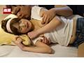 寝ている従妹の乳首をこっそりいじり続け...のサンプル画像 18