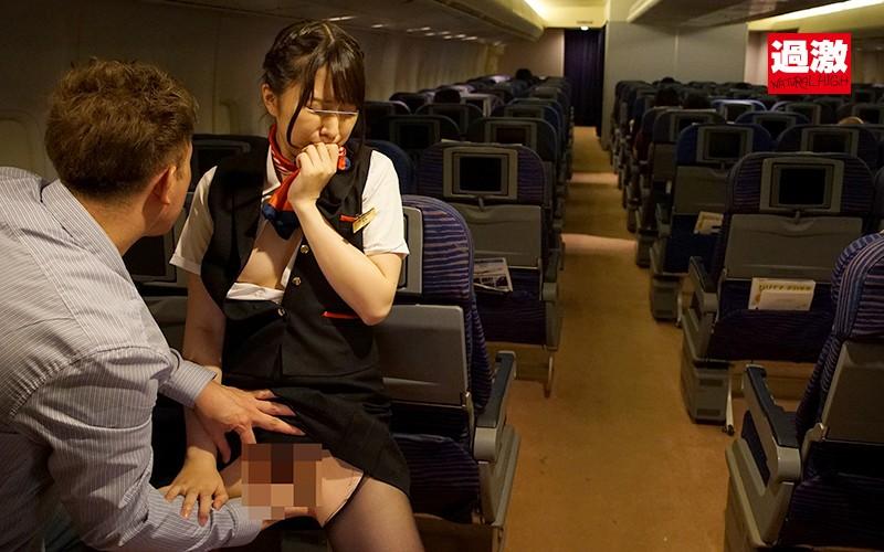 CA飛行機痴漢 4 豪華版 中出しスペシャルのサンプル画像