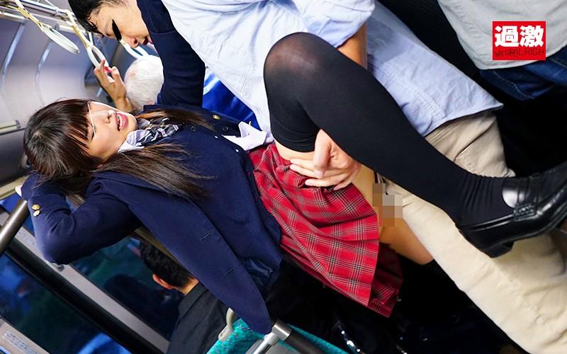 痴漢師に複数のローターをぶち込まれガニ股で脚を震わせイキまくるニーハイ女子○生2のサンプル画像