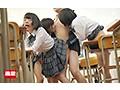 仲良し3人組女子○生が担任教師を骨抜きにする両乳首とチ○ポのローテーション3点責め