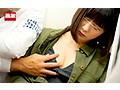 痴漢師に服の中で乳首をイジられ敏感すぎて抵抗できない美乳女2