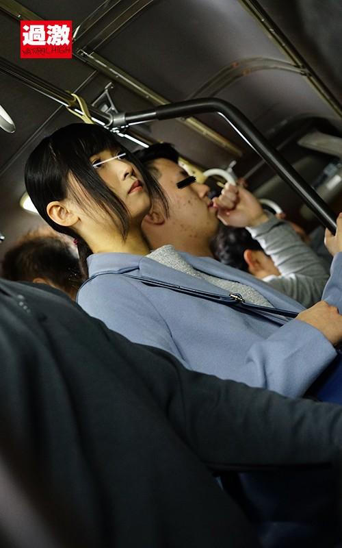 痴漢バスで全身舐め廻されながら犯られイキ叫ぶ女子大生 の画像8