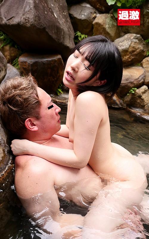 男湯で出会った痴女っこ 突然のベロちゅうと抱っこSEXで迫られ我慢できず何度も膣射|無料エロ画像15