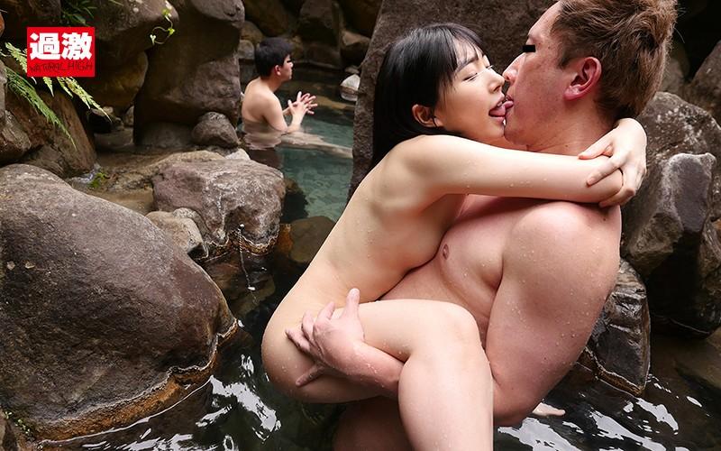 男湯で出会った痴女っこ 突然のベロちゅうと抱っこSEXで迫られ我慢できず何度も膣射|無料エロ画像16