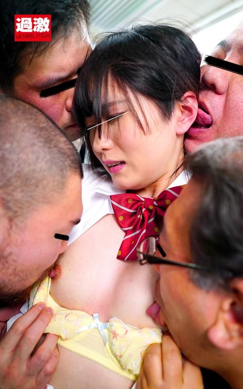 痴●泣き寝入り娘3 拒絶しながらも半泣きイキしまくる小柄女子○生