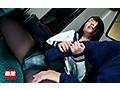 痴漢師にパンストの中でかき回し手マンされ美脚を震わせながらイキ潮を吹かされた女子○生
