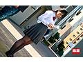 痴●師にパンストの中でかき回し手マンされ美脚を震わせながらイキ潮を吹かされた女子○生