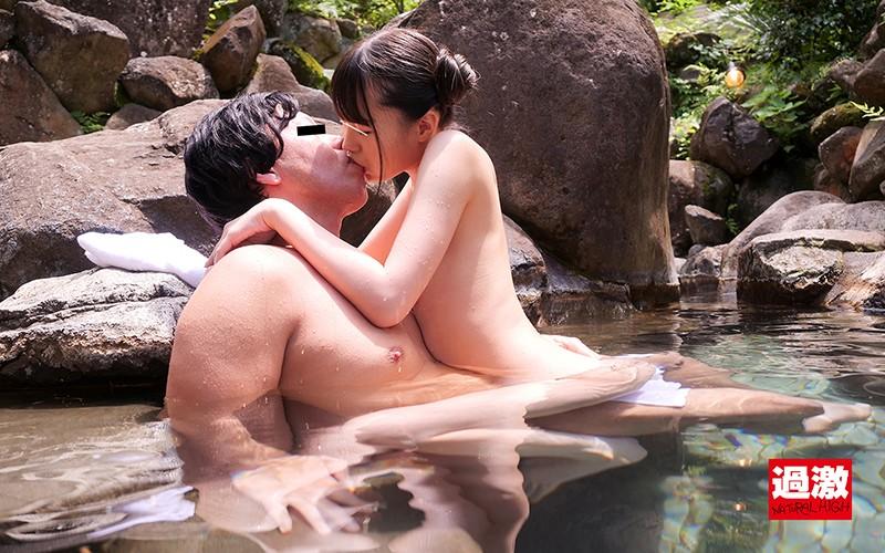男湯で出会った痴女っこ3 突然のベロちゅうと抱っこSEXで迫られ我慢できず何度も膣射|無料エロ画像3