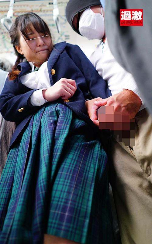 1nhdtb00472jp 8 - 痴●師のネチネチ手マンに屈服した女は周りにバレないこっそり挿入で何度も絶頂させられる
