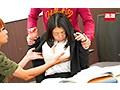 上司の息子の悪ガキ2人に両乳首をデスクの下で舐め上げられ仕事中にイカされる巨乳OL