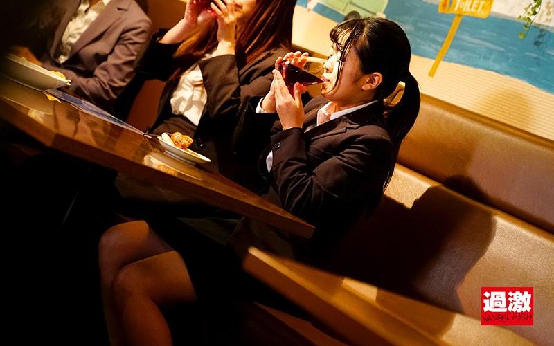 居酒屋痴●4 歓迎会中にリモバイアクメする新人巨乳社員SP6