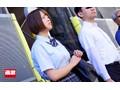 [NHDTB-179] 満員バスで背後から制服越しにねっとり乳揉み痴漢され腰をクネらせ感じまくる巨乳女子○生5