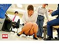 [NHDTB-492] パンストの中にリモバイを挿れられ同僚の前で我慢できず美脚を濡らして失禁するOL