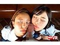 【VR】眠剤痴漢 VR カラオケBOXで見つけた女子○生2人組を犯り...sample10