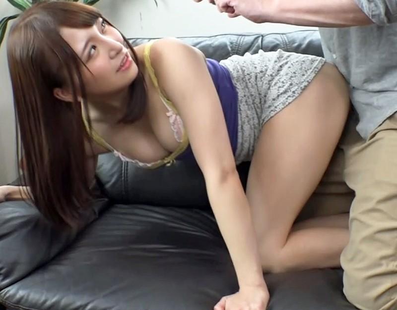 幼馴染のムッチリ太ももとパンチラに誘われて(ももか24歳)ミニスカむっちり尻にびんびんチ○ポめり込ませてハフハフ 加藤ももか