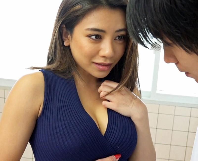 友達の母親にHな性教育受けたました/メイおばさん 松本メイ 画像13
