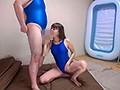 濡れてテカってピッタリ密着 神競泳水着 なつめ愛莉 美少女から人妻まで可愛い女子の競泳水着姿をじっとりと堪能!