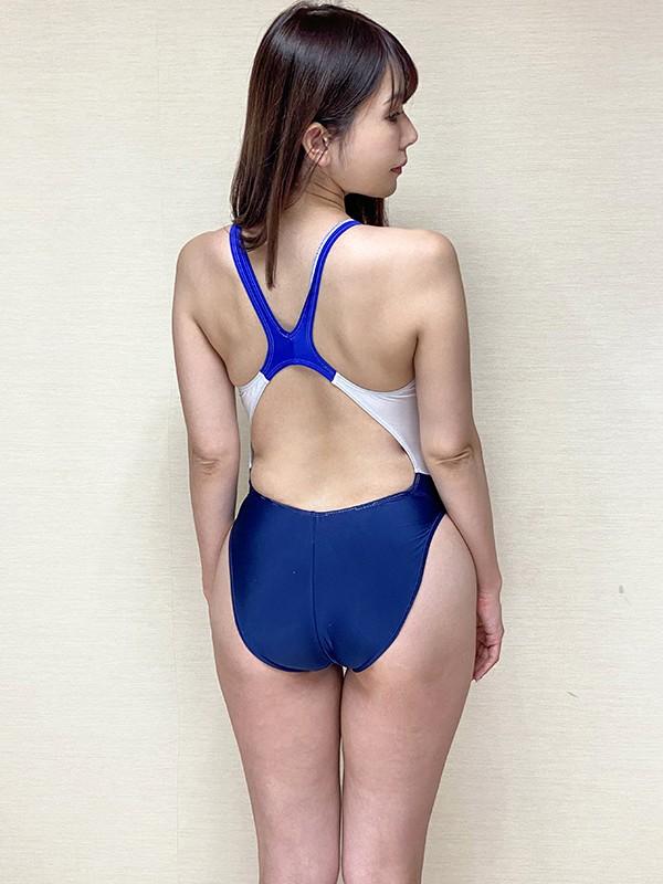 【波多野結衣】濡れてテカってピッタリ密着 神競泳水着 ロリ可愛い女子の競泳水着姿をじっとりと堪能!