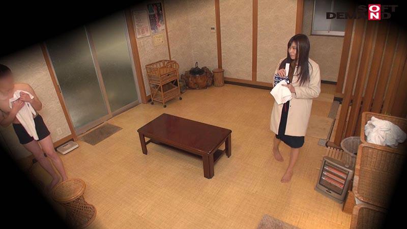 あおい(21) 石和温泉で見つけた卒業旅行中の美巨乳女子学生のお嬢さん タオル一枚 男湯入ってみませんか? キャプチャー画像 2枚目