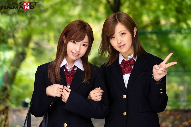 ゆきな・あいか 箱根温泉で見つけた修学旅行中の学生さん 友達と一緒に男湯入ってみませんか? キャプチャー画像 9枚目