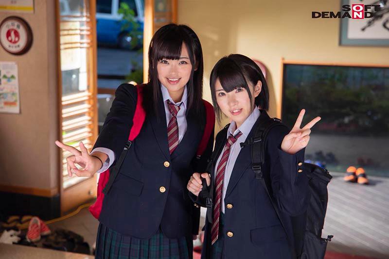 のん・まりん 箱根温泉で見つけた修学旅行中の学生さん 友達と一緒に男湯入ってみませんか? キャプチャー画像 8枚目