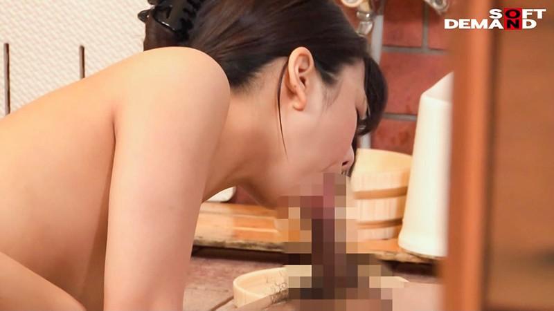 あずき(24)推定Fカップ 尾瀬高原温泉で見つけた山ガール タオル一枚 男湯入ってみませんか? 9枚目