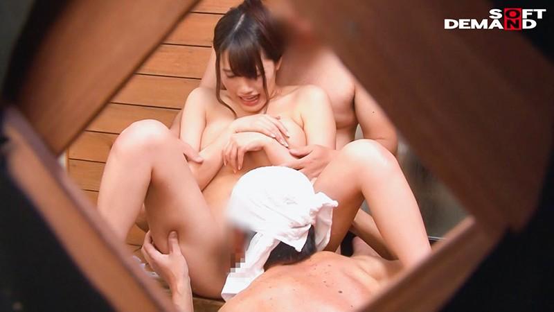 ゆいか(24)推定Fカップ 尾瀬高原温泉で見つけた山ガール タオル一枚 男湯入ってみませんか? 7枚目