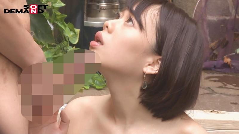 みれい(20)推定Eカップ 箱根温泉郷で見つけた専門学生 タオル一枚 男湯入ってみませんか? 8枚目