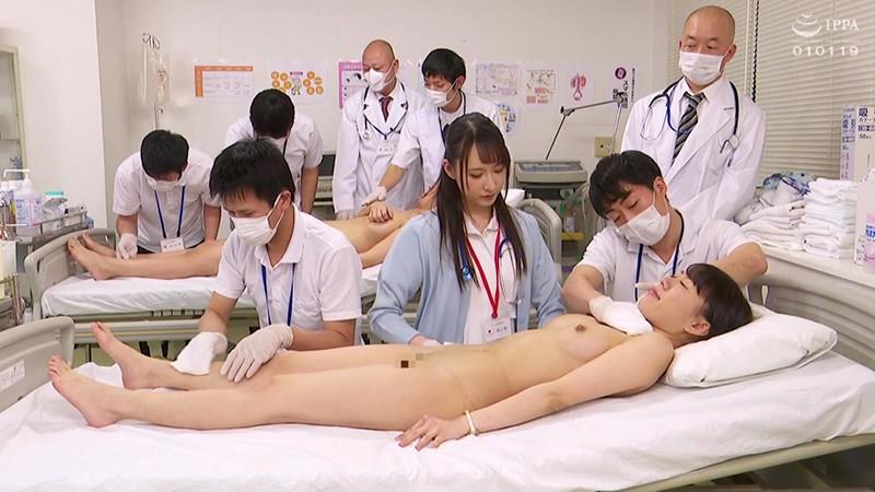 四時限目- 女子生徒への清拭・採尿性器洗浄実習編 1